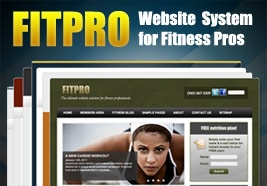 FitPro Fitness Website WordPress Theme