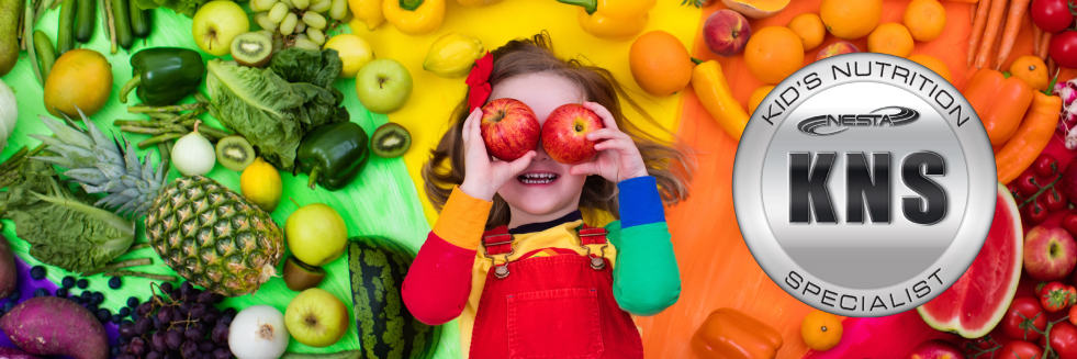 become a kids nutrition specialist