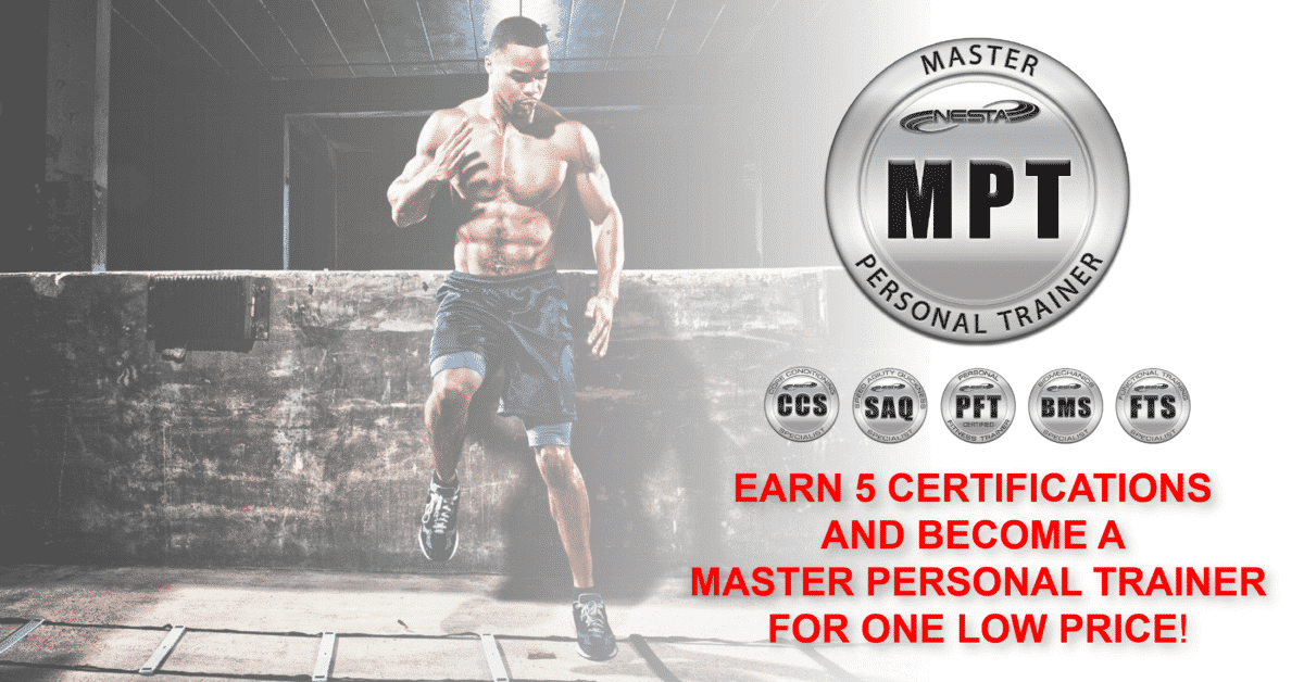 Master Personal Trainer Certification Advanced Fitness Education