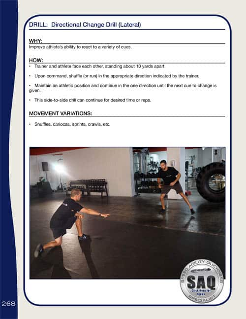 speed training for athletes