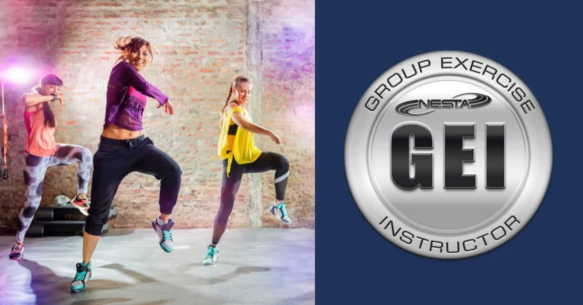 group exercise class instructor