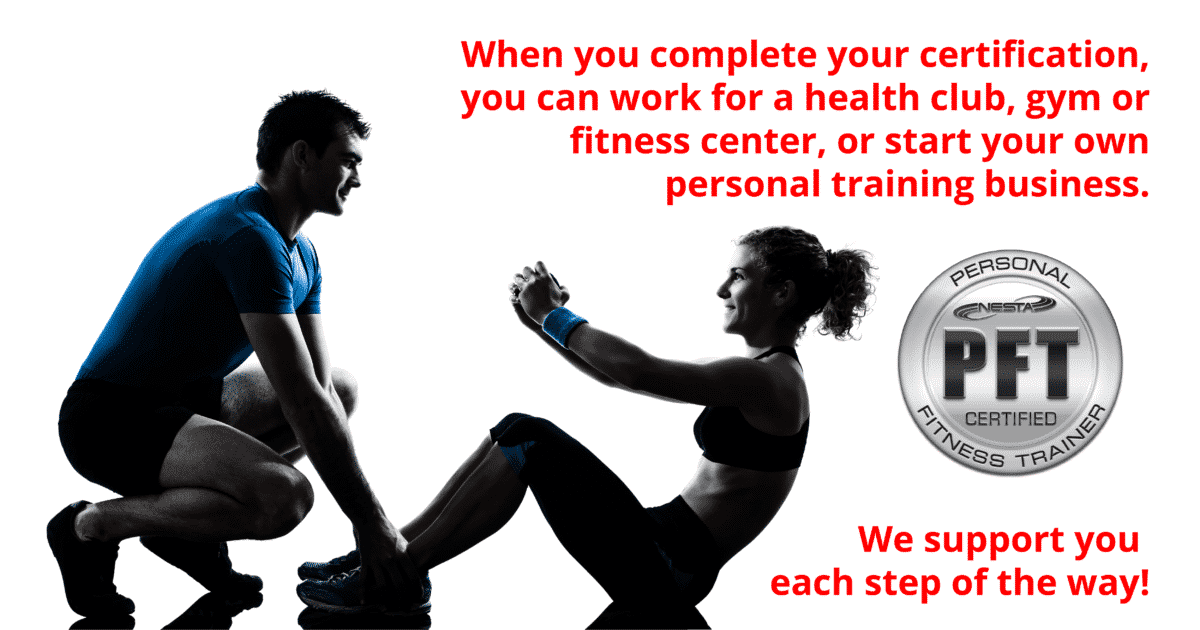 Personal Trainer Certification Nesta How To Become A Personal