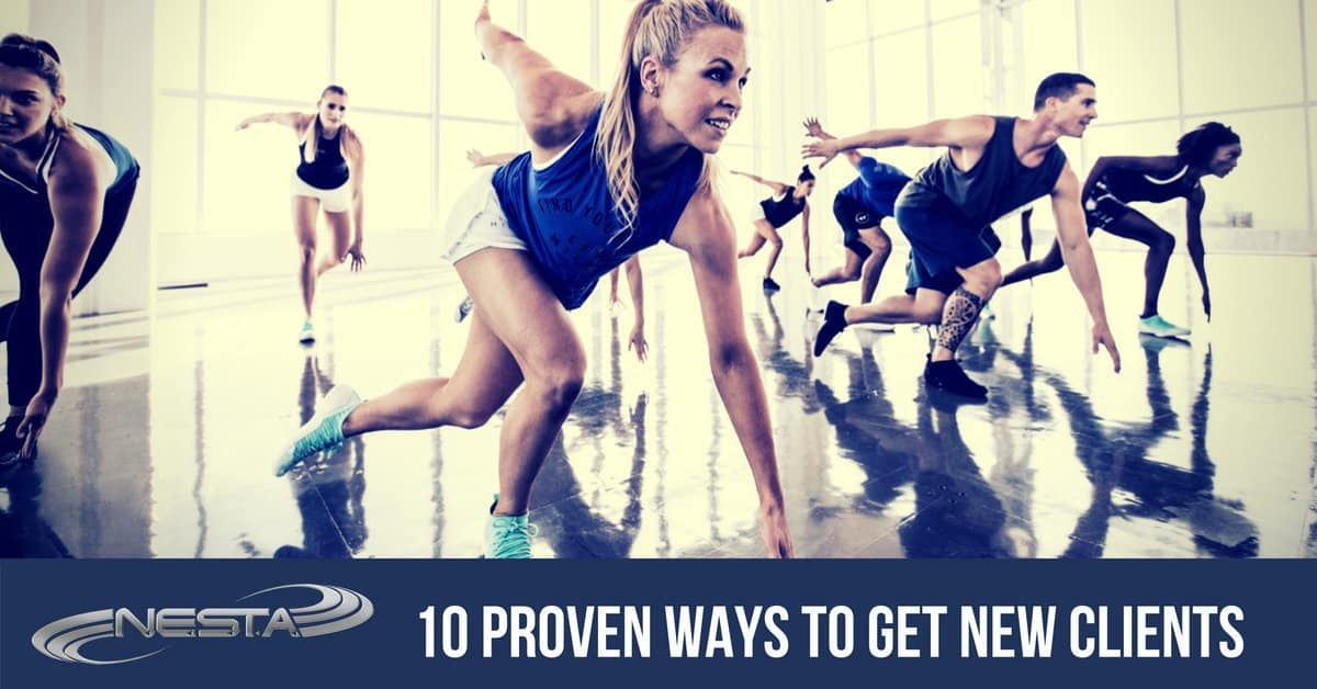 10 proven ways to get new clients
