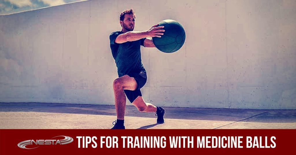 Tips for Training With Medicine Balls