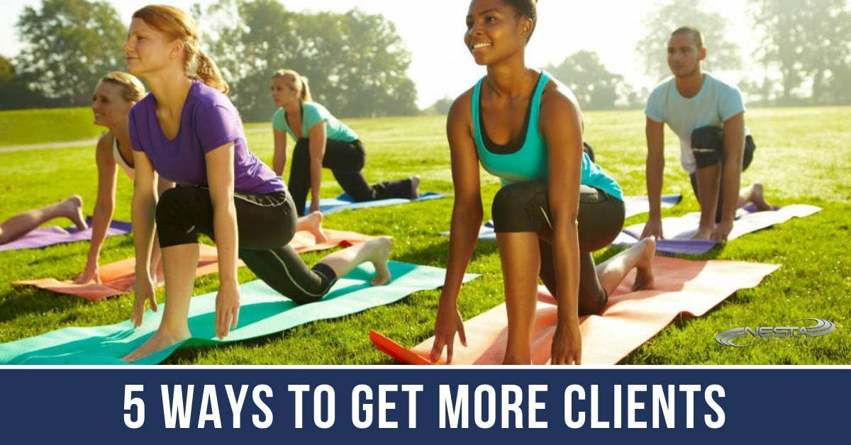 5 Ways to Get More Clients | Growing Your Training & Coaching Business