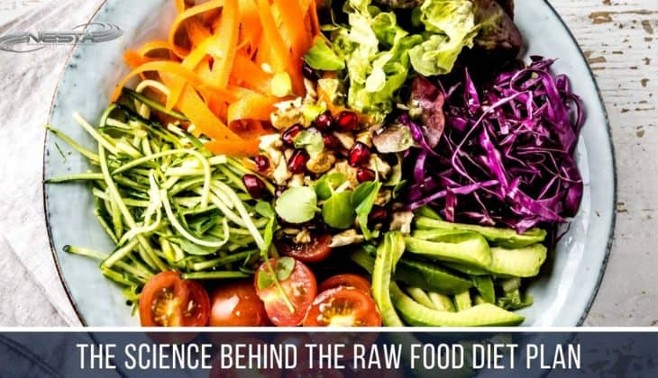 The Science Behind the Raw Food Diet Plan