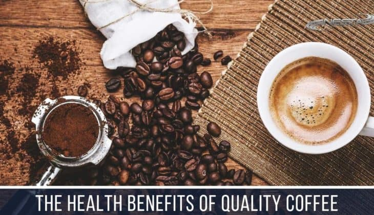 Coffee provides more than an energy boost. Health benefits of a cup of coffee include reducing your risk of diabetes to lowering your risk of liver disease.