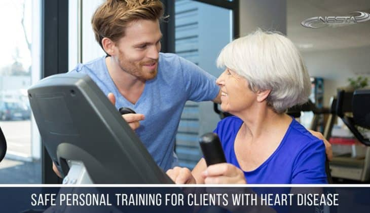 Safe Personal Training for Clients with Heart Disease