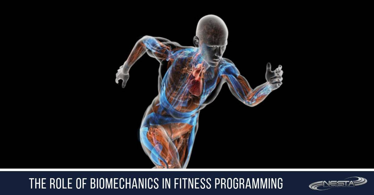 goal of biomechanics training