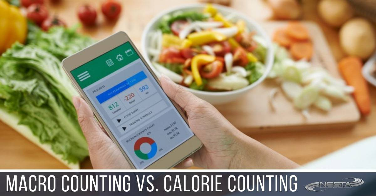 Is counting macros good for weight loss?