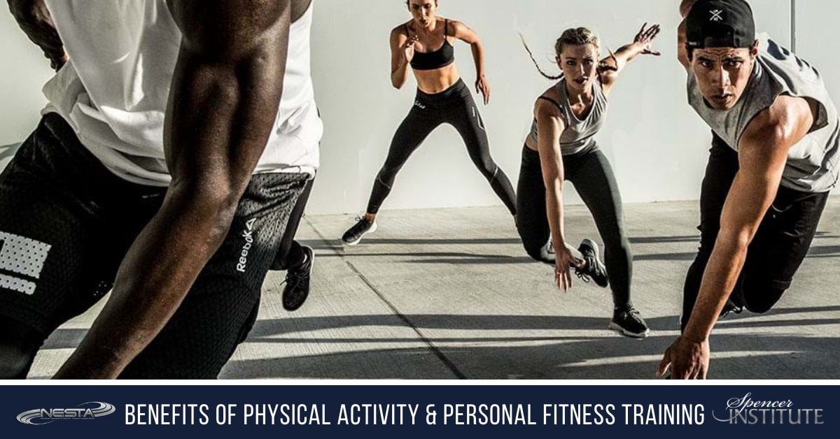 What are the different types of fitness training?