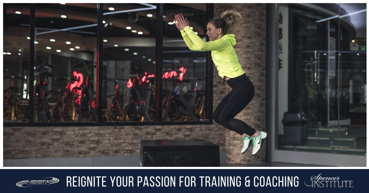 Reignite Your Passion for Training, Coaching